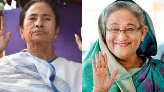 India vs Bangladesh 2019: Sheikh Hasina, Mamata Banerjee Likely To Watch Day-Night Test From President's Box At Eden Gardens