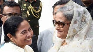 India vs Bangladesh 2019: Bengal Chief Minister Mamata Banerjee, Bangladesh PM Sheikh Hasina to Ring Eden Bell Jointly to Start Day-Night Test