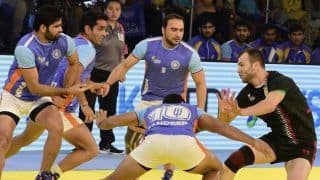 Pakistan, Canada Yet to Receive NOC as India Host 2019 Kabaddi World Cup in December