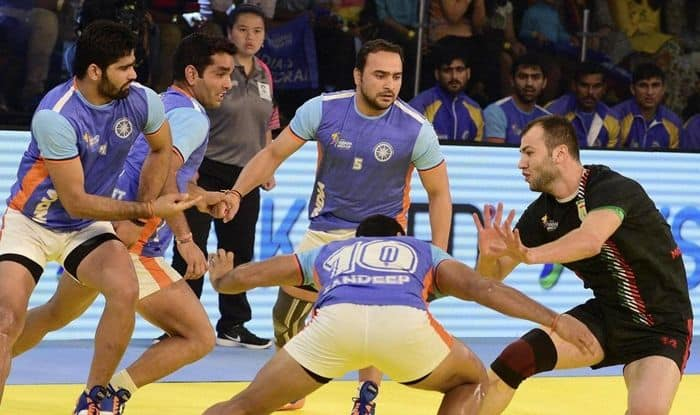 India Set To Host Kabaddi World Cup 2019 From December 1 To 9 India Com Sports Kabaddi News