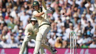 Australia vs pakistan 1st test marnus labuschagne scores maiden ton pakistan trail by 276 runs on day 3