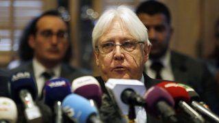 UN Envoy Reports Momentum Towards Political Settlement in Yemen