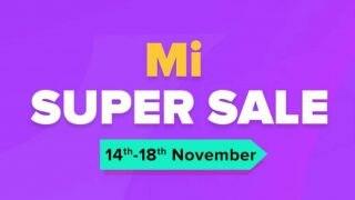 Xiaomi Mi Super Sale: Redmi 7A, Redmi Go समेत कई स्मार्टफोन पर मिल रहा है बंपर डिस्काउंट