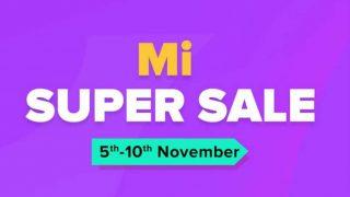 Xiaomi Mi Super Sale : Redmi के इन स्मार्टफोन पर मिल रही हैं धमाकेदार डील्स
