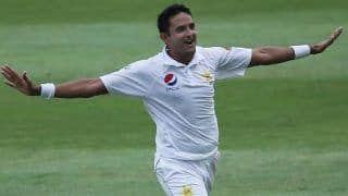 Pakistan Set to Recall Fast Bowler Mohammad Abbas for 2nd Test Against Australia