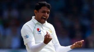 Australia vs pakistan 2nd test mohammad abbas recalled for adelaide clash