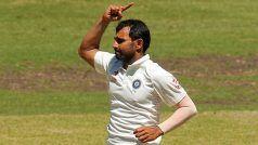 इंदौर टेस्ट: शमी-उमेश चमके, 150 रन पर ढेर हुई बांग्लादेश टीम
