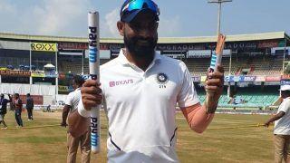 मोहम्मद शमी ने गुलाबी गेंद से बांग्लादेशी बल्लेबाजों को पवेलियन भेजने के लिए बनाया ये प्लान