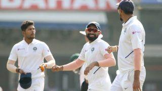 Virat Kohli Hails Team India's Dream Fast Bowling Combination After Innings Win Over Bangladesh, Showers Praise on Mohammed Shami, Ishant Sharma And Umesh Yadav
