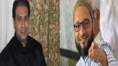 मोहसिन रजा का ओवैसी पर तंज, कहा- वे खुद को बैरिस्टर कहते हैं, लेकिन मुसलमानों की भावनाओं से खेल रहे हैं