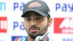 ज्यादा टेस्ट मैच खेलने से प्रदर्शन में सुधार हो सकता है: बांग्लादेशी कप्तान मोमिनुल हक