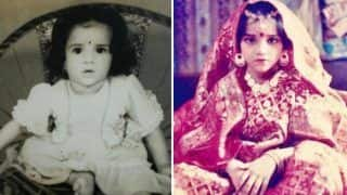 Bhojpuri Hot Actor Monalisa Shares Her Adorable Childhood Pictures on Children's Day
