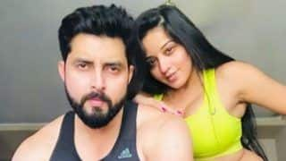 Bhojpuri Hot Actor Monalisa's Post-workout Pictures With Hubby Vikrant Singh Rajpoot is Perfect For Monday Motivation