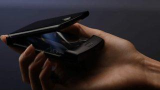 Motorola Razr foldable फोन की इमेज लीक, 13 नवंबर को होगा लॉन्च!