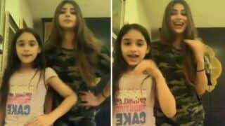 Mouni Roy Dances To Popular Tik Tok Song 'Shut up Heather, Sorry Heather' And Her Expressions Are to Kill For