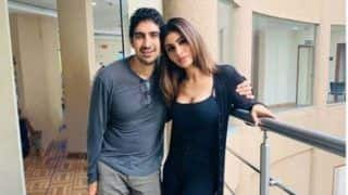 'Mystic Magical Creatures'! Mouni Roy Shares Picture With Ayan Mukherjee as She Begins The Shooting of Brahmastra