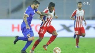 Indian Super League 2019-20: Roy Krishna Salvages Thrilling Draw For ATK Against Mumbai City FC