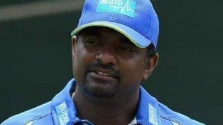Spin Legend Muttiah Muralitharan Tipped to be Sri Lanka Governor