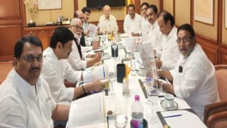 NCP Holds Meeting With Congress to Discuss Common Minimum Programme in Maharashtra