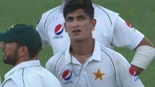 Teen Pakistan Pacer Naseem Shah Terrorises Australian Batsmen in Perth | WATCH VIDEO