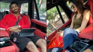 Natasa Stankovic Shares Picture Chilling in Hardik Pandya's 'Red' Car; Has Serbian Actress Just Confirmed Relationship With India All-Rounder?