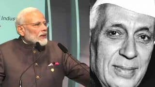 पीएम नरेंद्र मोदी ने प्रथम प्रधानमंत्री स्वर्गीय पं. जवाहरलाल नेहरू को दी श्रद्धांजलि