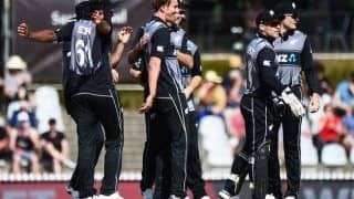 3rd T20I: New Zealand Snatch Dramatic 14-run Victory Against England at Nelson