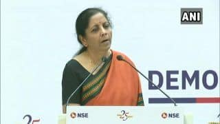 Government Working With RBI to Help People Affected in Realty Sector: Nirmala Sitharaman