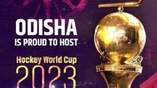 Bhubaneswar, Rourkela to Host 2023 Hockey Men's World Cup