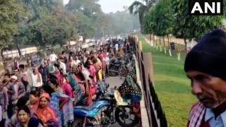 पटनाः 35 रुपए किलो प्याज लेने के लिए पटना में उमड़ा जन सैलाब, हैरान करने वाला है नजारा