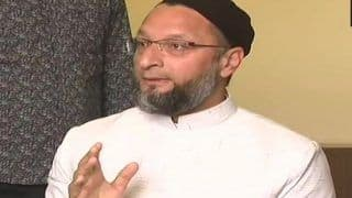 'Debate With a Bearded Man,' Owaisi Throws New Challenge at Amit Shah Over CAA, NRC