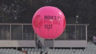 Ind vs ban 1st day night test bangladesh have won the toss and have opted to bat