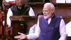 पीएम मोदी बोले- राज्यसभा ने कई ऐतिहासिक पल देखे, संसद में की एनसीपी की तारीफ