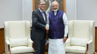 'Always a Delight to Interact With Bill Gates on Various Subjects,' Tweets PM Modi After Meet