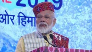 भारत को 5,000 अरब डॉलर की अर्थव्यवस्था बनाने में हर राज्य, हर जिले की भूमिका: पीएम मोदी
