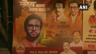 Maharashtra Power Tussle: Posters Backing Aaditya Thackeray as Chief Minister Emerge in Mumbai, Yet Again