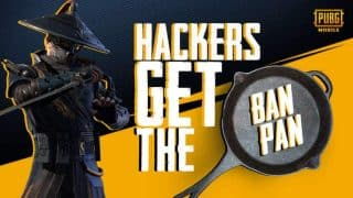 PUBG Mobile cheaters list updated: Here is the list of banned hackers and cheaters