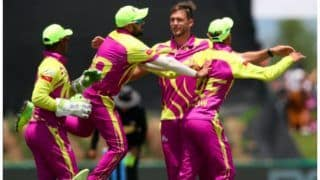 Mzansi super league 2019 paarl rocks beat cape town blitz by 86 runs