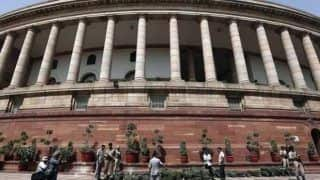 Parliament Winter Session Highlights: Lok Sabha, Rajya Sabha to Resume at 2 PM on Tuesday as Protest Over Maharashtra Turmoil Continues