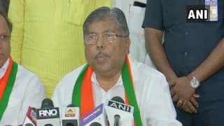 'With 119 MLAs, We'll Form Government in Maharashtra,' Says State BJP Chief Chandrakant Patil