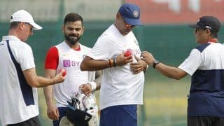 India vs Bangladesh 2019: To Prepare For Day-Night Test in Kolkata, India Stay Put In Indore To Train Under Lights