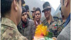 भारतीय क्षेत्र में घुस आया पाकिस्तानी नागरिक, सेना ने सद्भावना दिखाते हुए किया ये काम