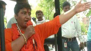संसद की रक्षा समिति में प्रज्ञा सिंह ठाकुर, कांग्रेस- बीजेपी ने एक दूसरे पर बोला हमला