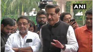 महाराष्ट्र सरकार गठन: कांग्रेस-NCP ने फाइनल की शिवसेना संग गठबंधन की रूपरेखा, फैसला कल