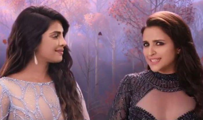 Frozen 2 New Promo Priyanka Chopra Parineeti Chopra Ask Fans To