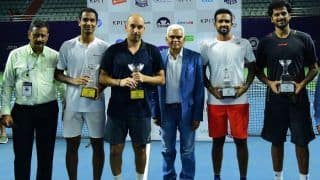 Purav Raja, Ramkumar Ramanathan Clinch Pune Challenger Doubles Title