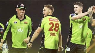 KAT vs QAL Dream11 Team Prediction Abu Dhabi T10 League 2019: Captain And Vice-Captain, Fantasy Cricket Tips Karnataka Tuskers vs Qalandars Match 20, Super League, at Sheikh Zayed Stadium, Abu Dhabi 7:15 PM IST