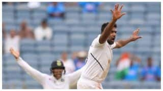 Indvban 1st test r ashwin becomes third indian to takes 250 test wickets in india