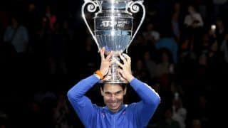 Rafael Nadal Equals Roger Federer, Novak Djokovic's Record to Clinch Year-End No. 1 ATP Ranking For Fifth Time, Only Behind Pete Sampras in All-Time List