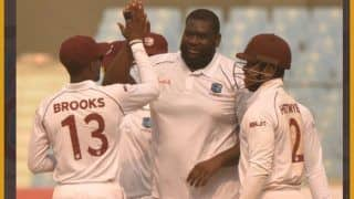 Afgvwi only test rahkeem cornwall equals 48 years old record surpasses ravindra jadeja in test